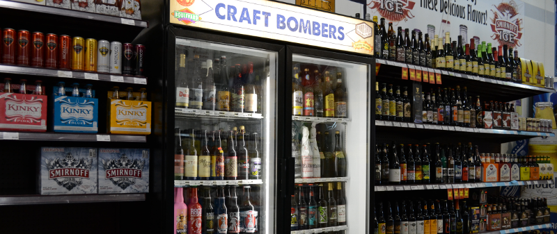 Craft Bombers